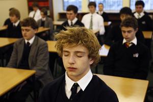 Mindfulness in Schools Meditation Pohle