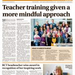 Bringing mindfulness to more schools in Wales