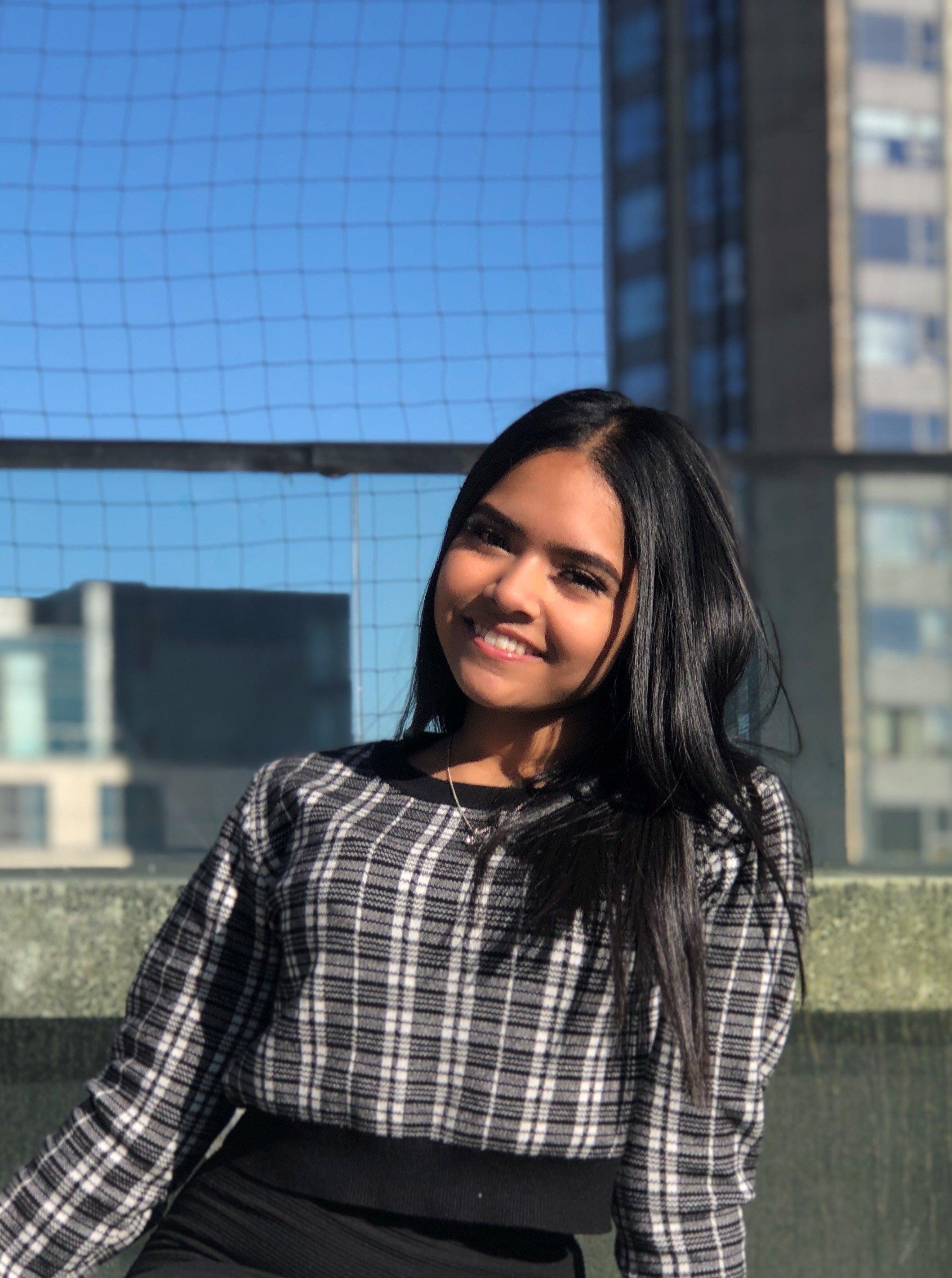 MiSP Youth Ambassadors: Enaya Ali