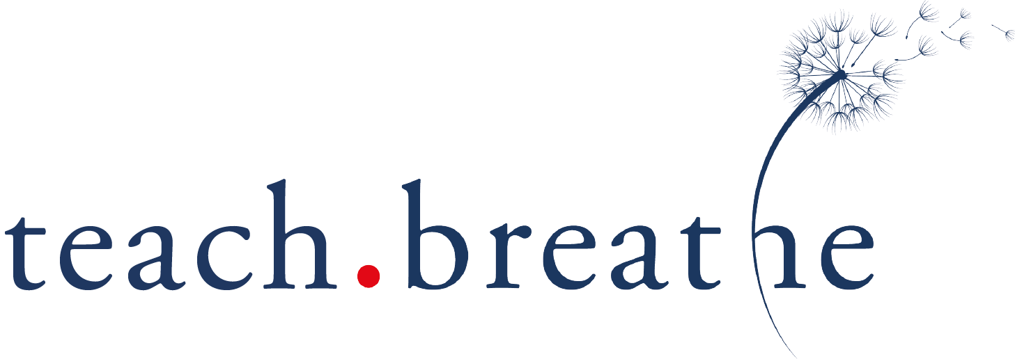teach .breathe introduction to mindfulness logo